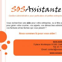 Gestion administrative pour particuliers et professionnels Chilly-Mazarin
