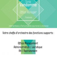 Office Manager Freelance (RH, recrutement, gestion administrative et juridique) LE RAINCY